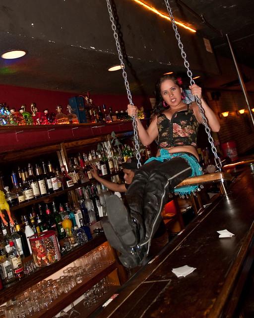 Iron Horse Bar At South Street Seaport New York City Flickr Photo Sharing
