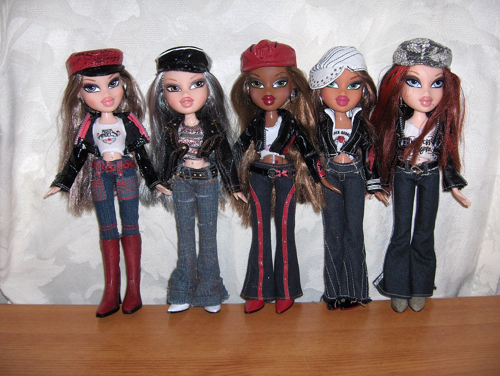 Bratz Rock Angelz - 1st Outfit | Amanda | Flickr