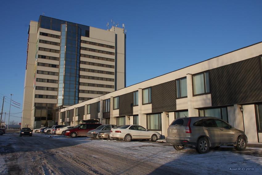 Hotel St Hyacinthe Quebec Canada