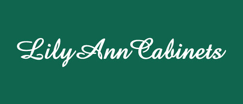 Lily ann cabinets logo dark designed in 2009 by dana - Lily ann cabinets ...