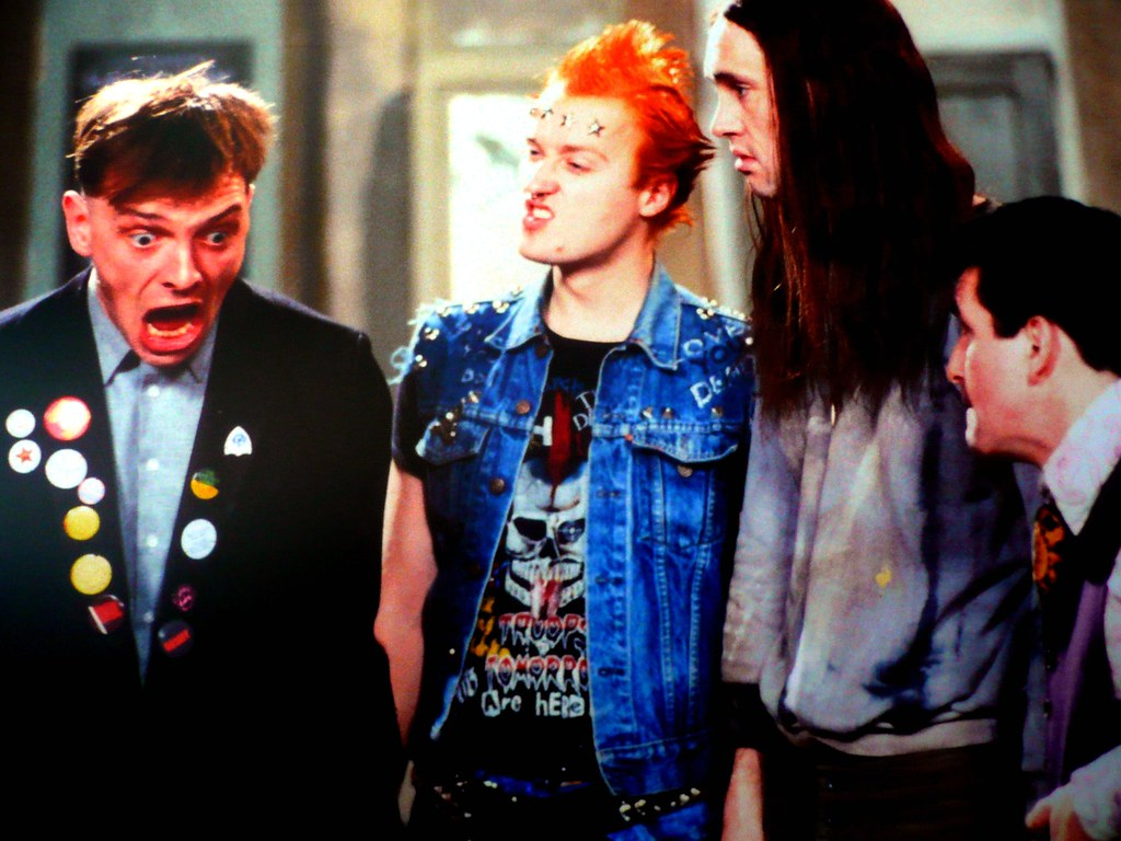 The Young Ones. | Manchester, Television and the City ...