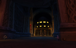 Ironforge | by alachia