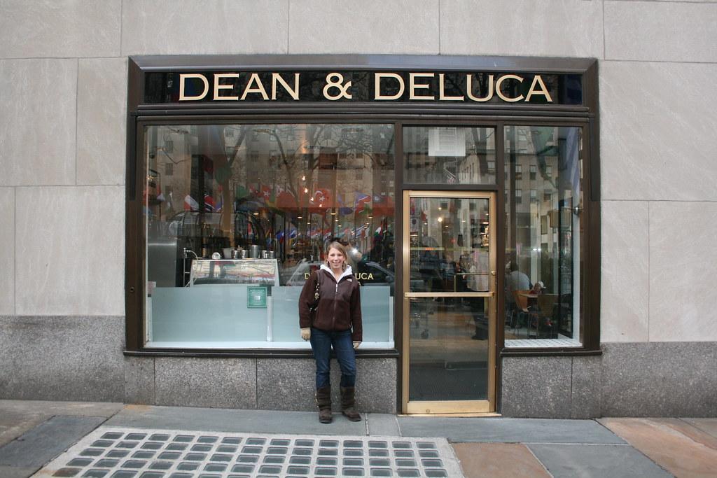 Dean And Deluca Cafe Menu Charlotte Nc