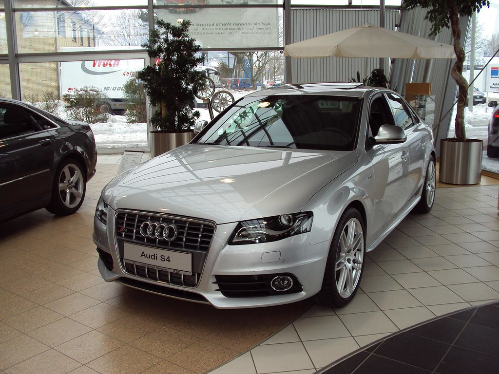 audi s4 audi zentrum flensburg nakhon100 flickr. Black Bedroom Furniture Sets. Home Design Ideas