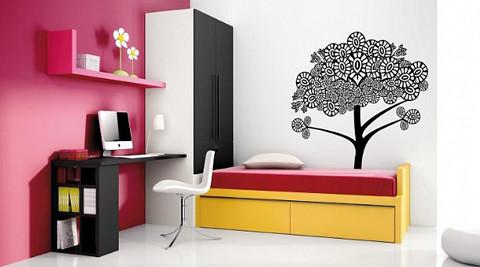 Dormitorios juveniles 2 fotos propiedad de - Cuadros habitaciones juveniles ...