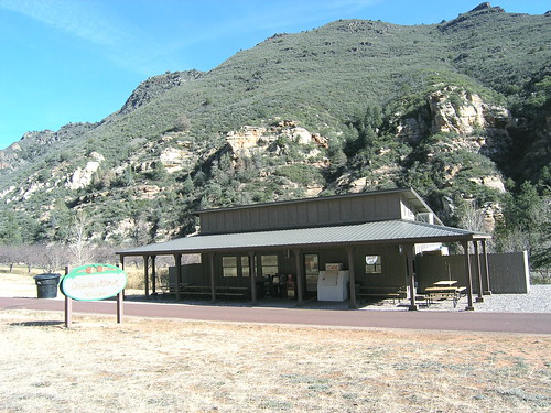Slide Rock Market Front View | by camprrm