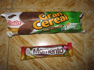Coffee Cookies and Momento Coconut Bar | by veganbackpacker