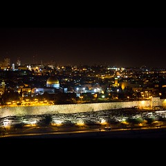 Jerusalem at night | by Flavio Ewerton