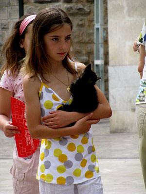 Cat Girl New