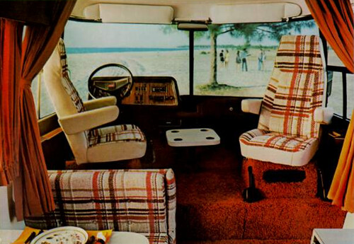Motorhome Interior | By Scanagogo Motorhome Interior | By Scanagogo