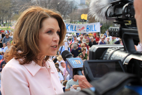 Michele Bachmann and the Tea Party 2 | by theqspeaks