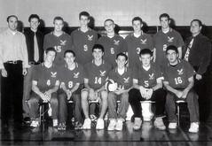 Sr. Boys Volleyball 0203