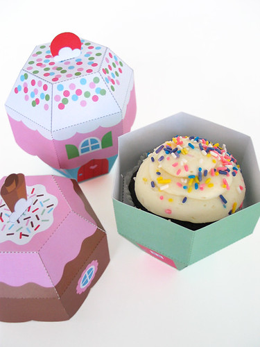 Inside Cupcake Box | by Fantastic Toys