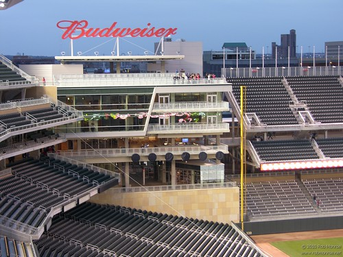 Budweiser Roof Deck Rob Monroe Flickr