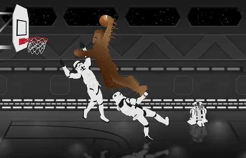 Wookiee Jam | by nathanbatson