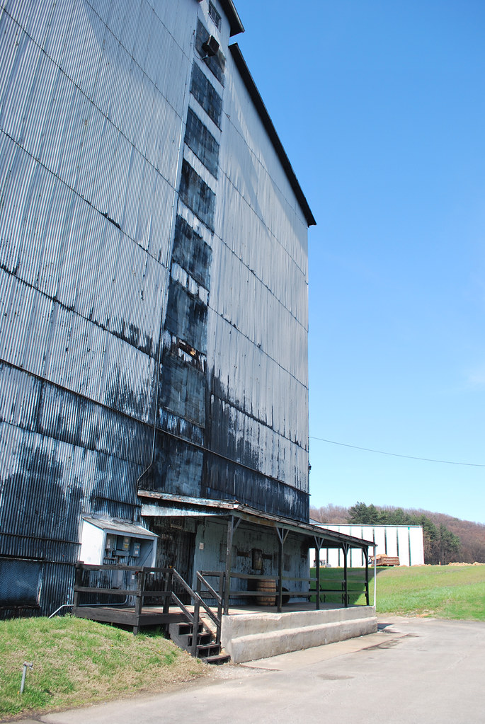 Jim Beam Distillery Tour Walk
