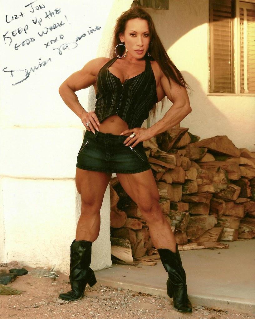 Denise Masino | Body Builder, actress