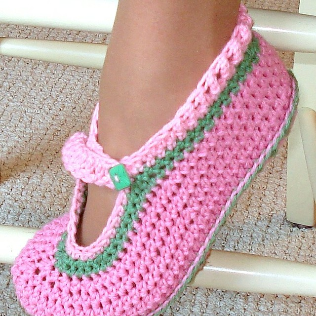 Crochet Soles For Baby Shoes