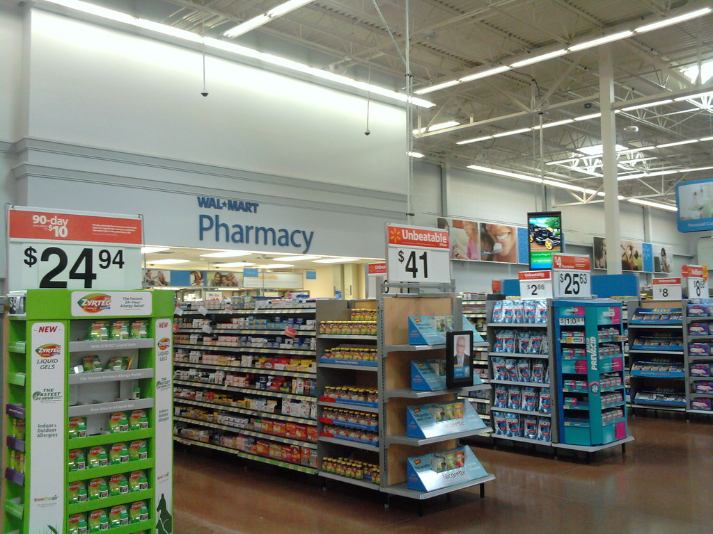Wal Mart 84th Street Lincoln Nebraska Pharmacy Flickr