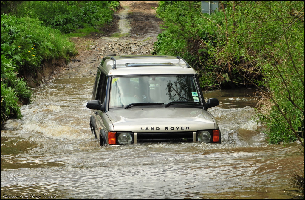 Land Rover Discovery Green Laning Si Flickr