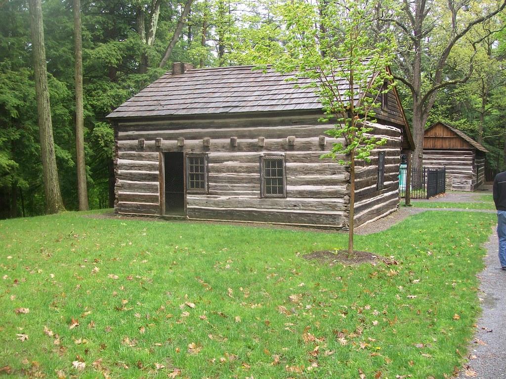 Jemison cabin again letchworth state park new york for Cabins near letchworth state park