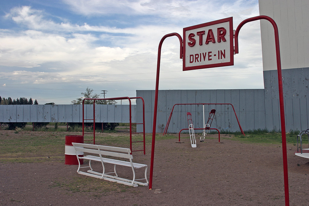 Star Drive In Theatre Monte Vista Co