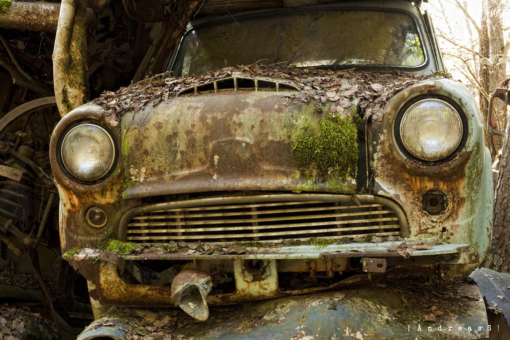 Old car | My blog || twitter || youtube || vimeo || tumblr |… | Flickr