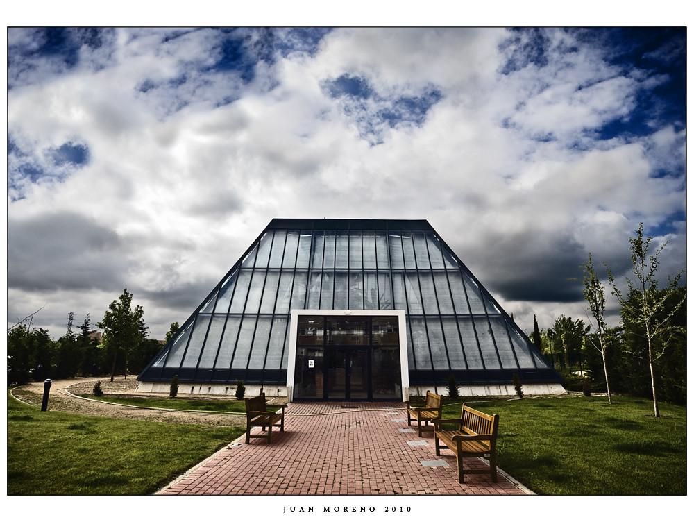El jardin botanico arroyo de la encomienda valladolid for Casas en arroyo de la encomienda