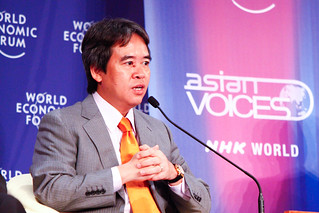 Nguyen Van Binh - World Economic Forum on East Asia 2010 | by World Economic Forum