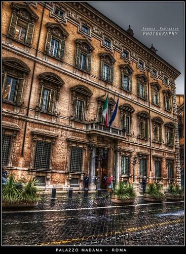 Palazzo madama roma la sede del senato della for Senato della repubblica sede