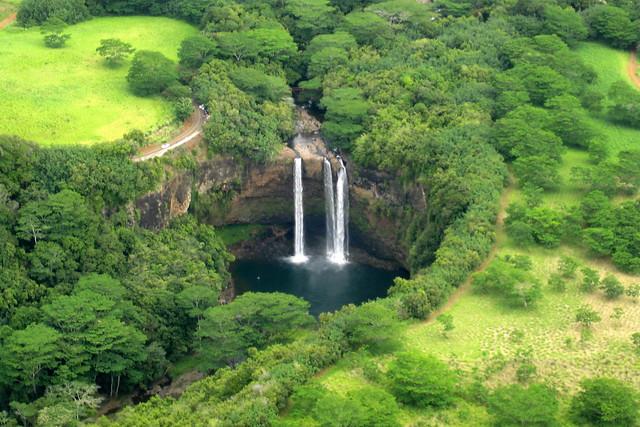 Kaua'i Water Falls