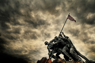 Marine Corps War Memorial | by UrvishJ