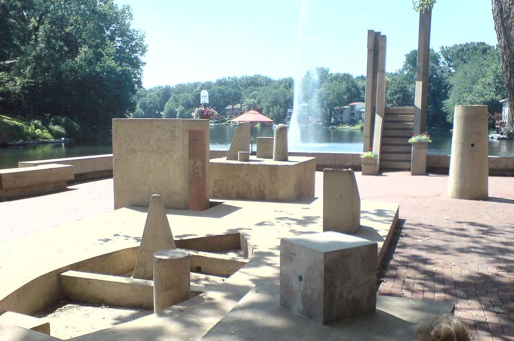 Resultado de imagen de Lake Anne Plaza