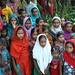 Helen Clark in Bangladesh