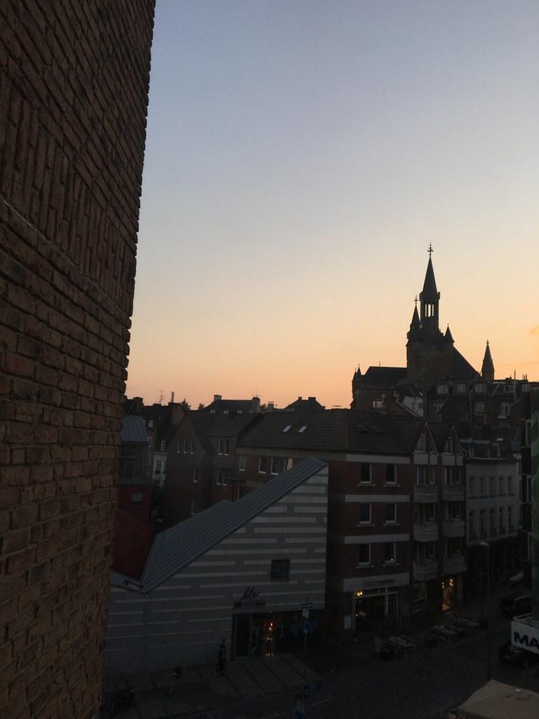 Aus Fremden Fenstern Aquis Grana Cityhotel Aachen Flickr