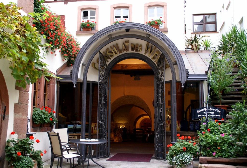 Weingut Schneider St Martin Hotel
