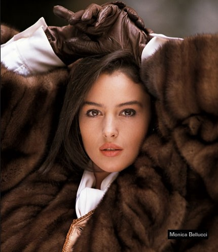 Monica Bellucci official facebook page