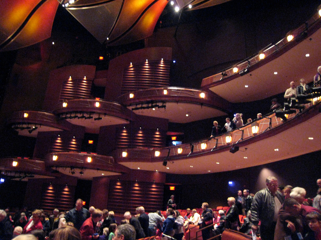 cobb energy performing arts centre | within the theatre itse… | flickr