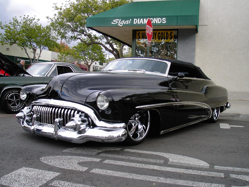 1950 Buick Eight Convertible Steve Sexton Flickr