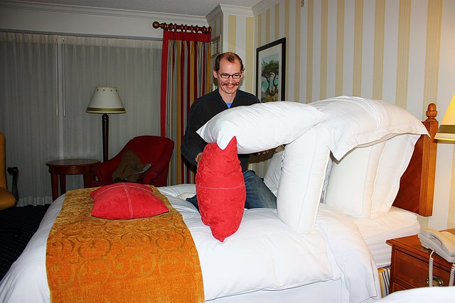 Pillow Fort Flickr Photo Sharing