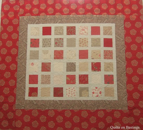 Rouenneries Quilt | by QOB