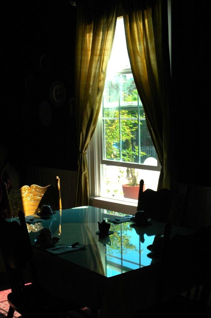 Tea Room In Cambria