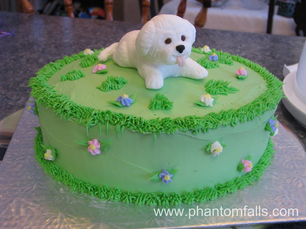 Dog Birthday Cake Mix