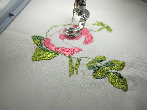 Free machine embroidery design ged here