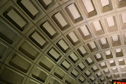 Metro Ceiling Waffles | by The Great Photographicon