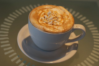 The Coffee Studio does a Carmel Latte | by drew*in*chicago