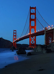 Golden Gate Bridge from Baker Beach | by !STORAX