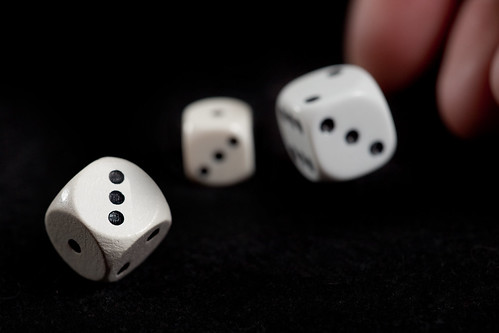 Rolling the dice | by jcoterhals