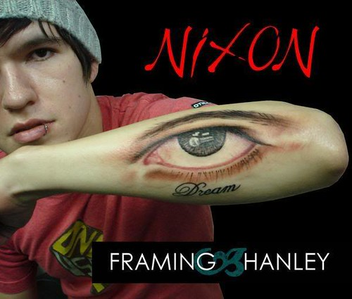 Kenneth Nixon from Framing Hanley | i love music and boys ...