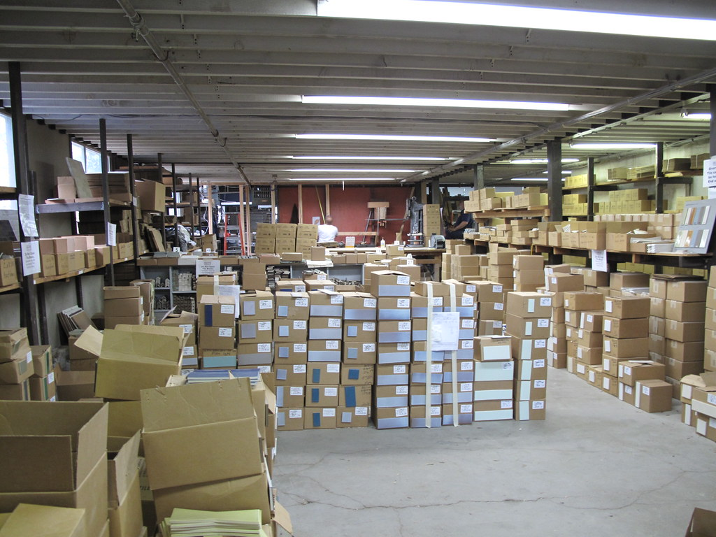 Overstock Tile Room At The Heath Ceramics Factory Store Flickr